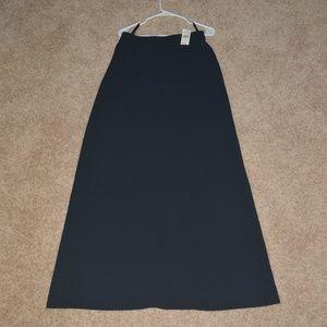BANANA REPUBLIC Maxi Skirt Size 10 NEW!